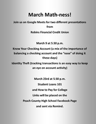March Math-ness
