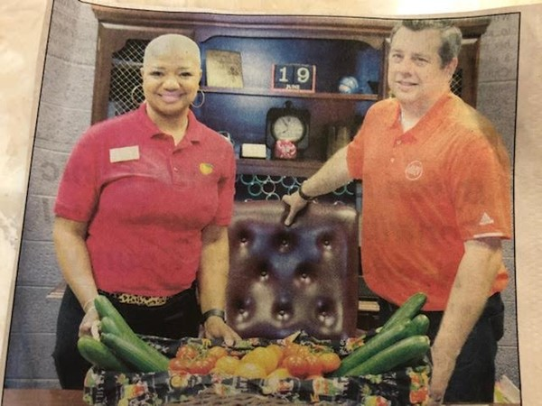 Locally Grown partnership with PF